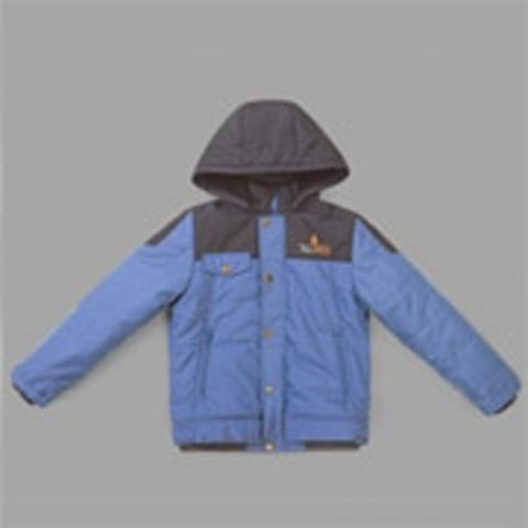 КТ113 Куртка для мальчика утепленная