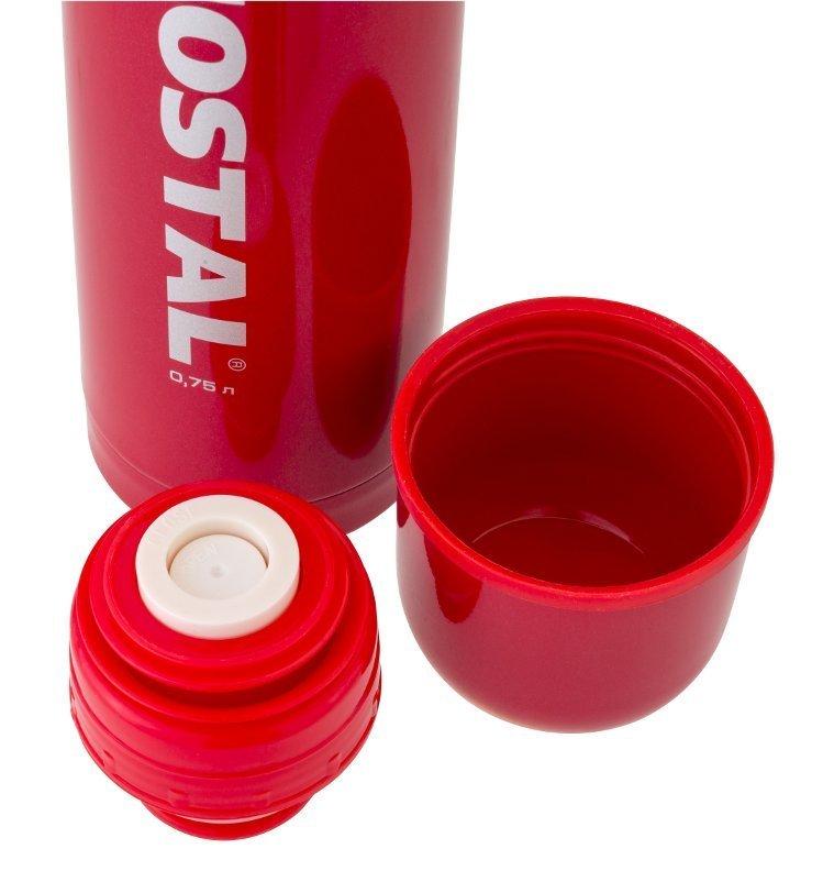 Термос Biostal Flër (1 литр), красный