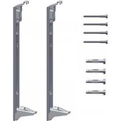 Комплект настенных креплений для радиатора Kermi тип 22, высота 200 мм, 2 шт.