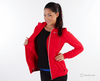 Женская лыжная куртка Craft Storm (194663-1430) красная фото