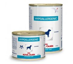 Royal Canin Hypoallergenic Canine для собак с пищевой аллергией (банка)