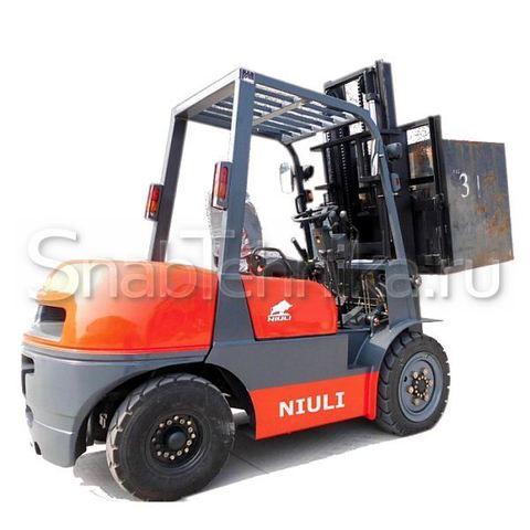 Дизельный автопогрузчик NIULI CPCD 35