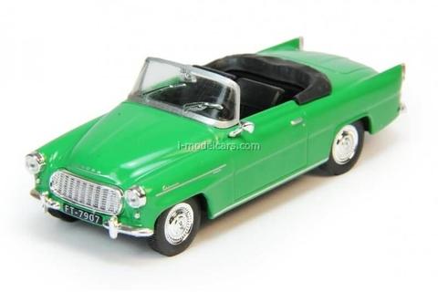 Skoda Felicia 1:43 DeAgostini Auto Legends USSR #184