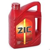 ZIC ATF II -Трансмиссионная жидкость для АКПП (4л)