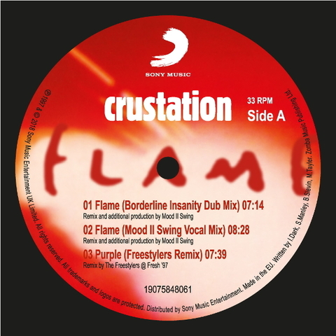 Crustation / Flame (12