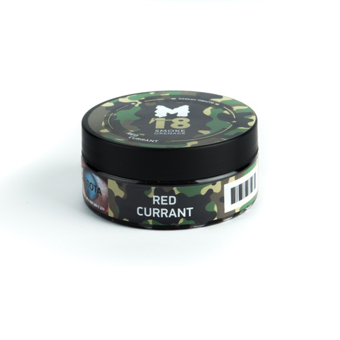 Табак M18 Smoke Grenade Red Currant 100 г