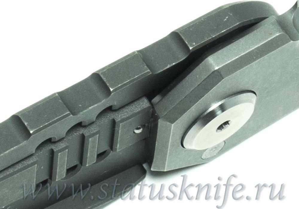 Нож Quartermaster ALF-6 Yoda Stonewash
