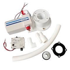 Комплект для доработки прокачного унитаза в электрический 12 В