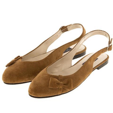 570199 Туфли летние женские бежевые замша. КупиРазмер — обувь больших размеров марки Делфино
