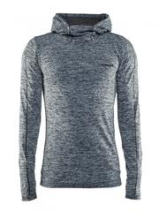 Мужская спортивная рубашка с капюшоном Craft Core Seamless 1904883-1998