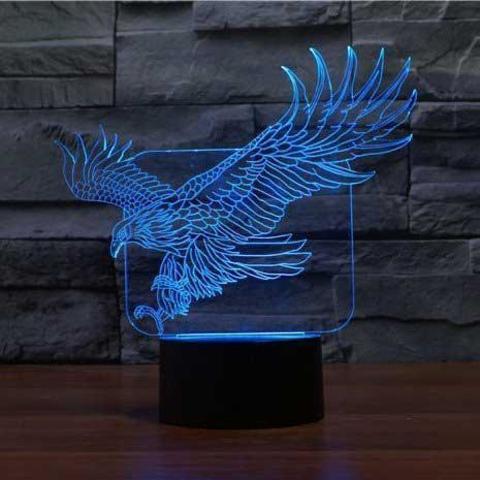 Лампа Орёл