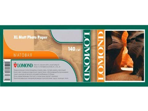 Бумага LOMOND XL Matt Paper, ролик 914мм*50,8 мм, 140 г/м2, 30 метров (1202082)