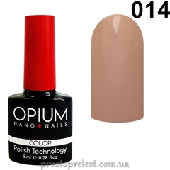 Opium Color 8 ml - Гель-лак 8 мл