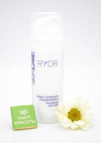 Ryor Маска для лица с гиалуроновой кислотой, 150мл
