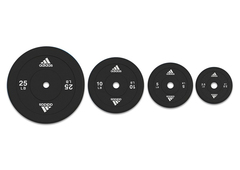 Весовые диски Adidas (30 мм, 10 кг) Арт. ADWT-10266