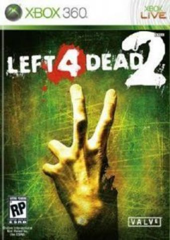 Microsoft Xbox 360 Left 4 Dead 2 (русская версия)