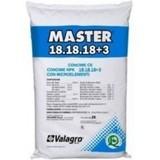 Valagro Master 18-18-18 +3 200 гр Россия
