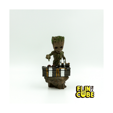 Миниатюра Guardians of the Galaxy Groot and Button