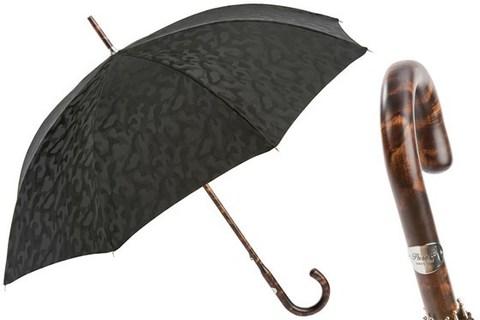 Зонт-трость Pasotti Black Camouflage Bespoke Umbrella, Италия