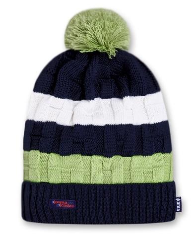 шапка-бини Kama K21 Navy