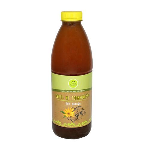 Натуральный сироп из топинамбура 1360г.