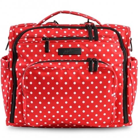 Сумка рюкзак для мамы Ju-Ju-Be B.F.F. Black Ruby