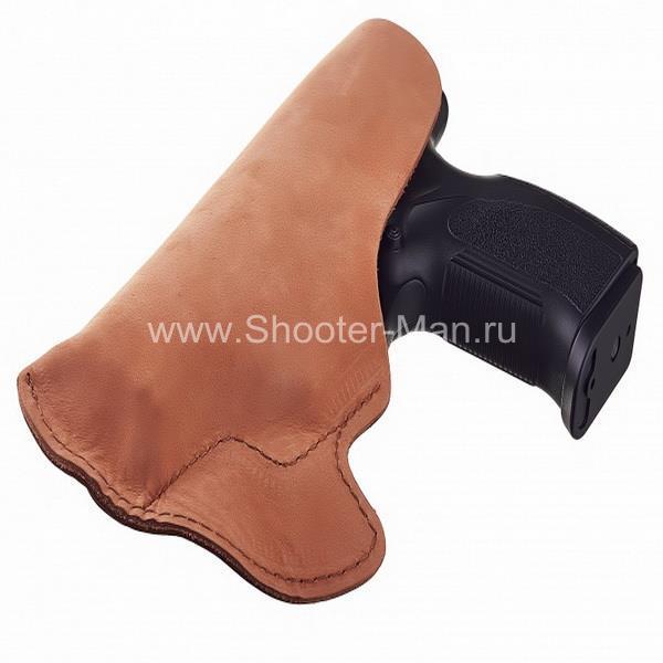 Кобура скрытого ношения для пистолета Grand Power Т 10 и Т 12 поясная ( модель № 14 ) Стич Профи