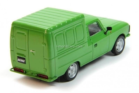 IZH-2715 1982-2001 green 1:43 DeAgostini Auto Legends USSR #187