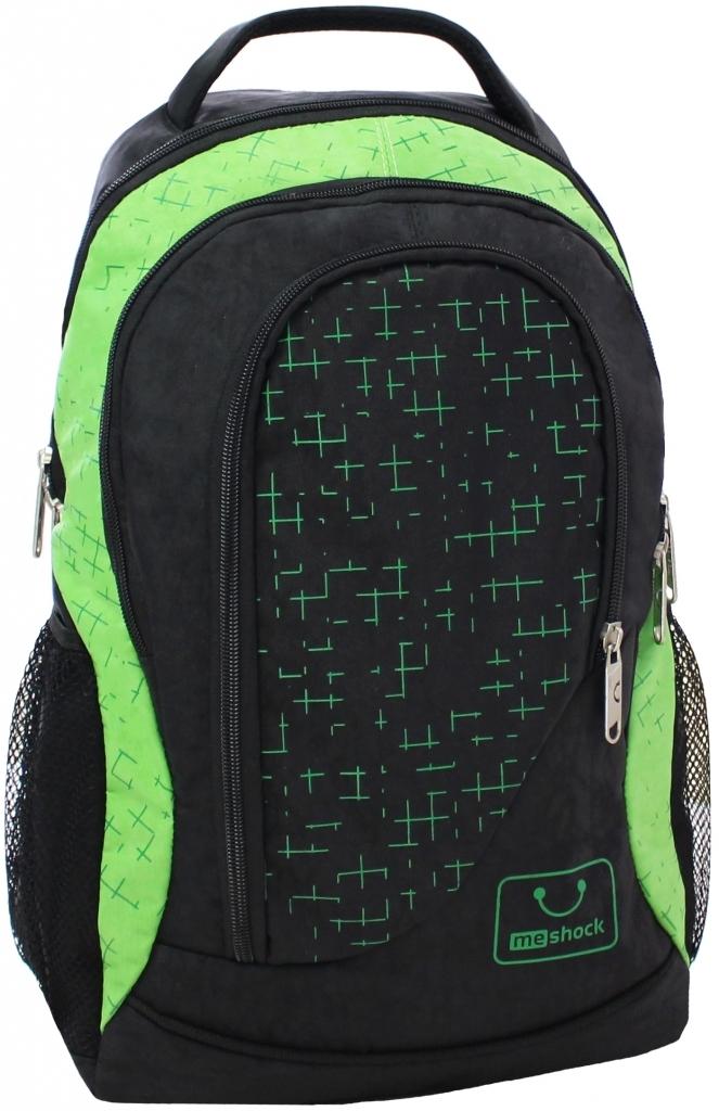 Городские рюкзаки Рюкзак Bagland Бис 21 л. Чёрный / салатовый (0055670) a58616464d14208b2677a084f5d7456f.JPG