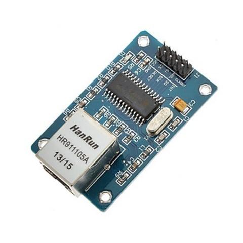 Купить недорого ENC28J60 Ethernet модуль для Ардуино в интернет