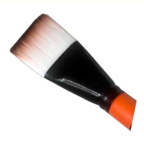 MEHRON Mark Reid ™ Большая плоская кисть для аквагрима 1-1/2 дюйма (38 мм)