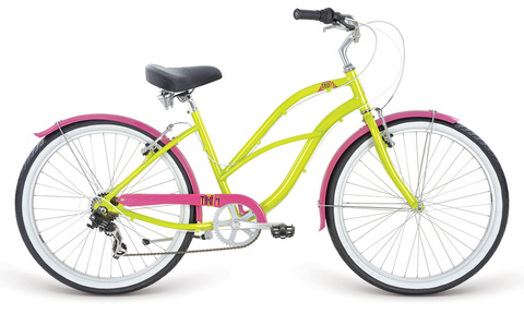 Apollo Tiki 7 Ladies (2015) желтый