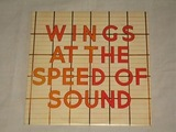 Wings / At The Speed Of Sound (LP)