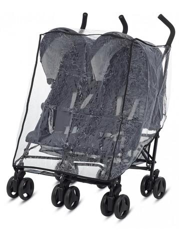 Дождевик Inglesina на коляску для двойни Twin Swift