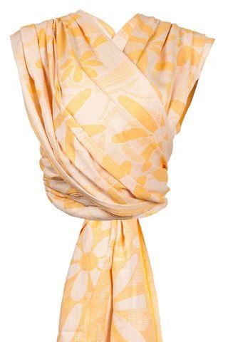Слинг-шарф 10549 желтый