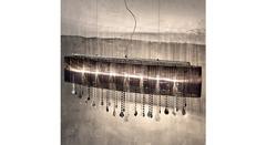 Kolarz 0240.87.5.F.Bk.ETBk — Потолочный подвесной светильник Paralume Fantasy