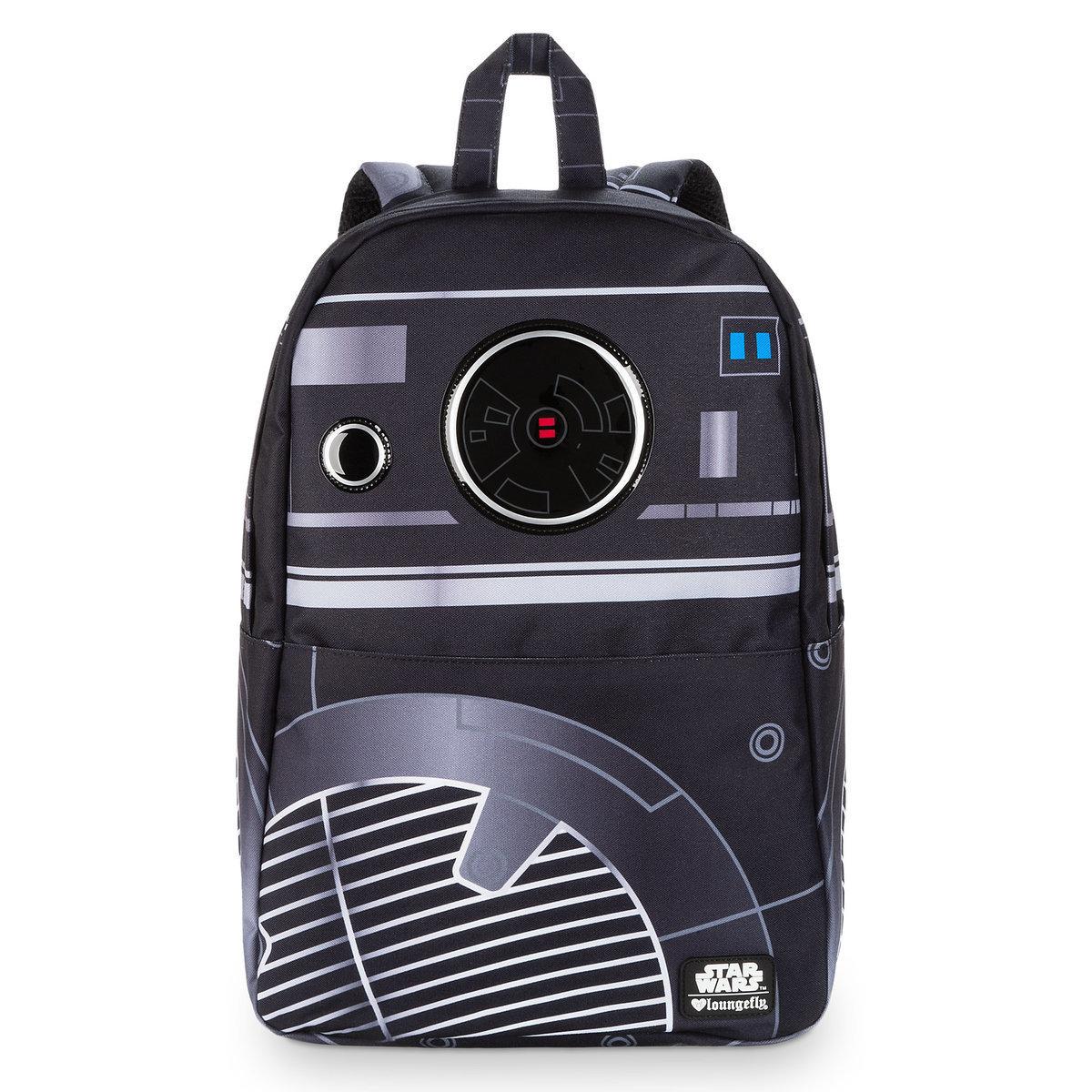 Детский рюкзак Дроид BB-9Е «Star Wars» Дисней от Loungefly
