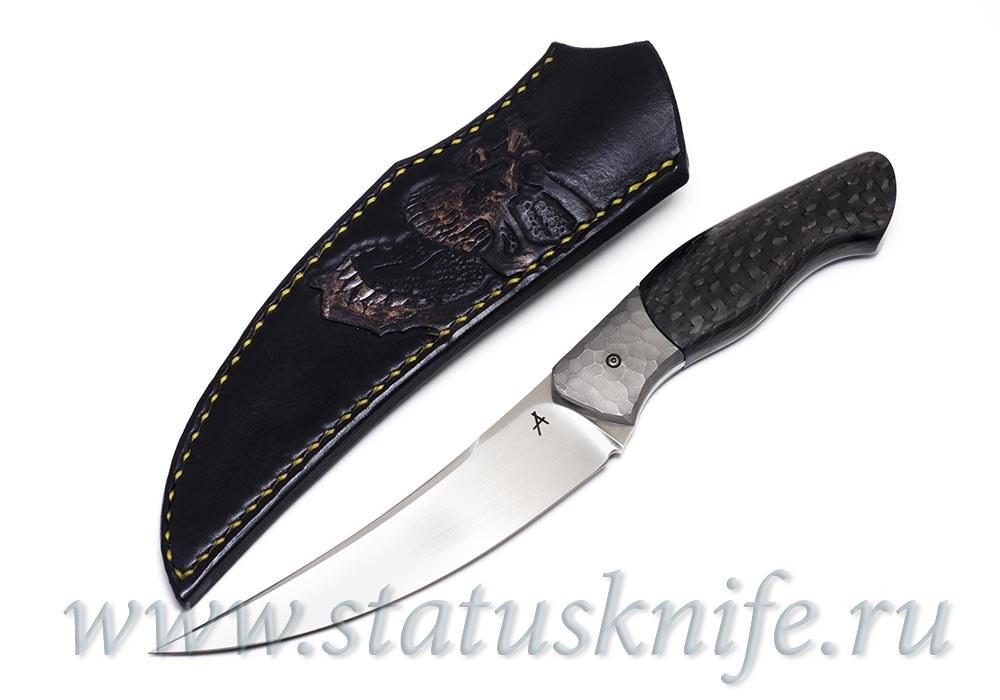 Нож Jinn CPM20CV CF Р. Гайнутдинов