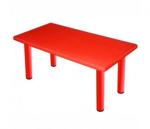 Стол KING KIDS Королевский пластиковый Красный KK_KT1100-P_R