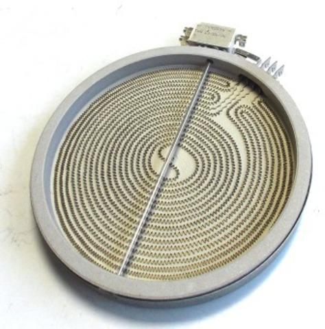 Конфорка HI-LIGHT 3-х зонная для плит Горенье 642303