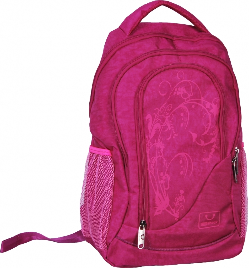 Городские рюкзаки Рюкзак Bagland Бис 21 л. Малиновый (0055670) bbeb39a6407d964feec2fc19b22e52aa.jpg