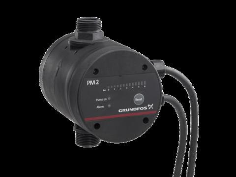 Реле давления PM 2 AD 1x230V 50/60Hz(реле давления с защитой и индикацией)