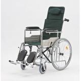 Кресло-коляска с высокой спинкой H009