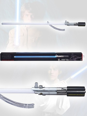Star Wars FX Lightsaber — Luke Skywalker