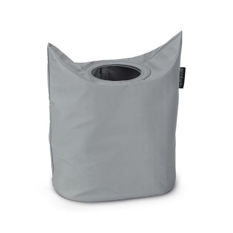 Сумка для белья овальная (50 л), Серый, арт. 102448 - фото 1