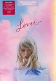 Taylor Swift / Lover (Deluxe Edition #2)(CD)