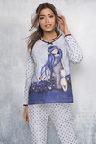 Пижама с сердечками Gorjuss