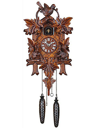 Часы настенные Часы настенные с кукушкой Trenkle 363 Q chasy-nastennye-s-kukushkoy-trenkle-363-q-germaniya.jpg