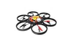 Радиоуправляемый вертолет (гексакоптер) WL Toys V323 Headless 2.4Ghz