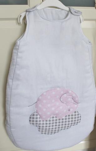 Спальный мешок - Розовый слон